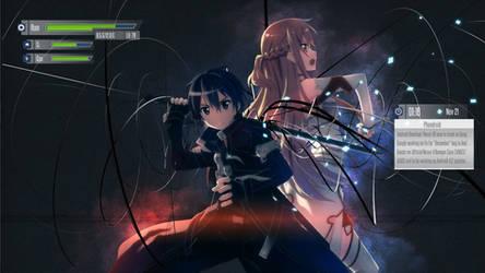 A Sword Art Online Tribute