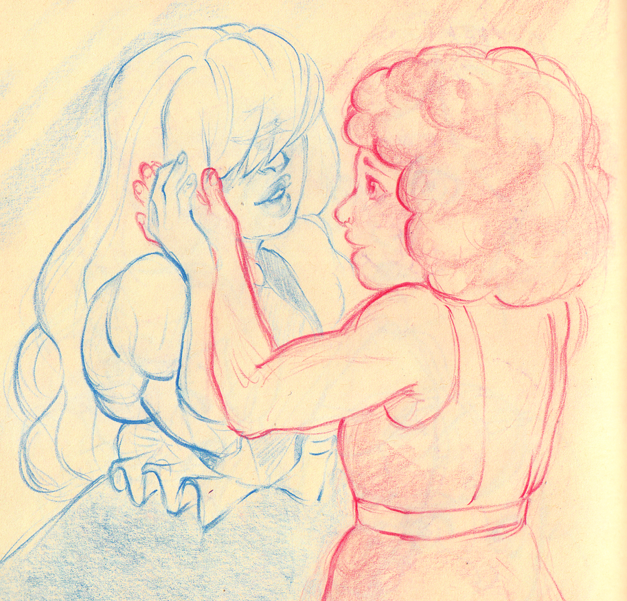 Sapphire and Ruby | Steven Universe |