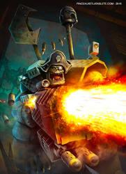 Ork Flash Gitz