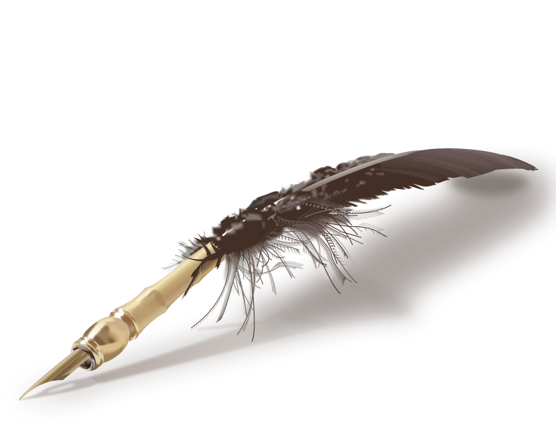 The Quill Pen by Quill Pen Png
