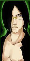 Ishida:  4 of 5 by foxfur