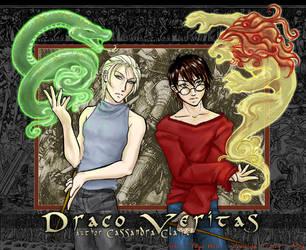Draco Veritas Illust by foxfur