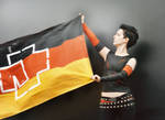 [RAMMSTEIN COSPLAY] Deutschland by BeckyOMalet92