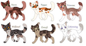 CLOSED Cat Breedables