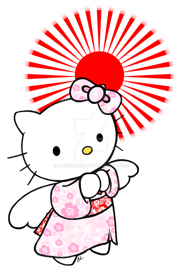 how to write hello kitty in japanese