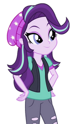 Starlight Glimmer meet The Human World