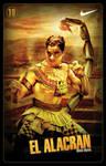 Nike Aztec Lottery Card 2