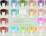 reupload + Colour Palettes