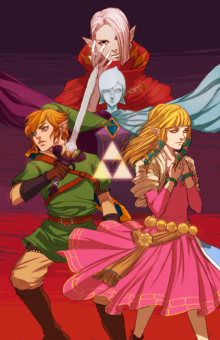 skyward sword by rondeau