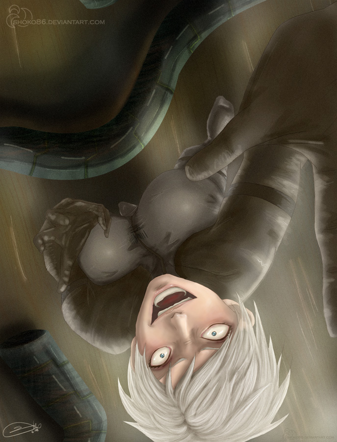 Not absolutely Laughing octopus hentai metal gear solid think, that