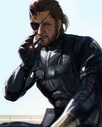 Big Boss did nothing wrong by SeeHangArt