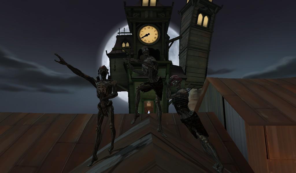 [V's Gmod] Spooky Scary Draugr! by El-Vanguarde-san