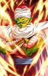 Super Namekian God Piccolo Wallpaper