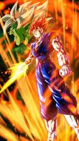 The Power to Rival a Deity - SSG Vegito