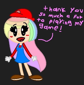Thank You So Much A For To Playing My Game 3 By Mushy Sugar Chan