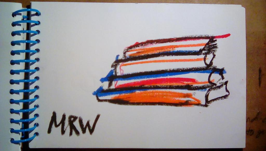 books by mrussellward
