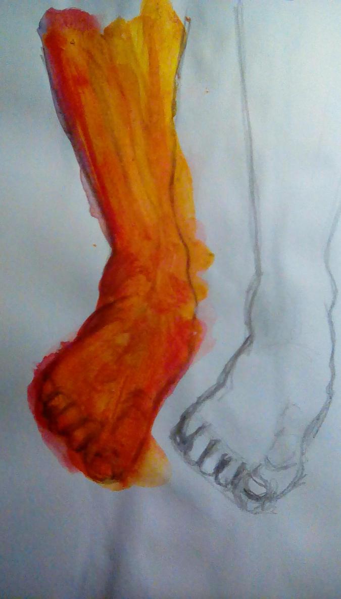 foot by mrussellward