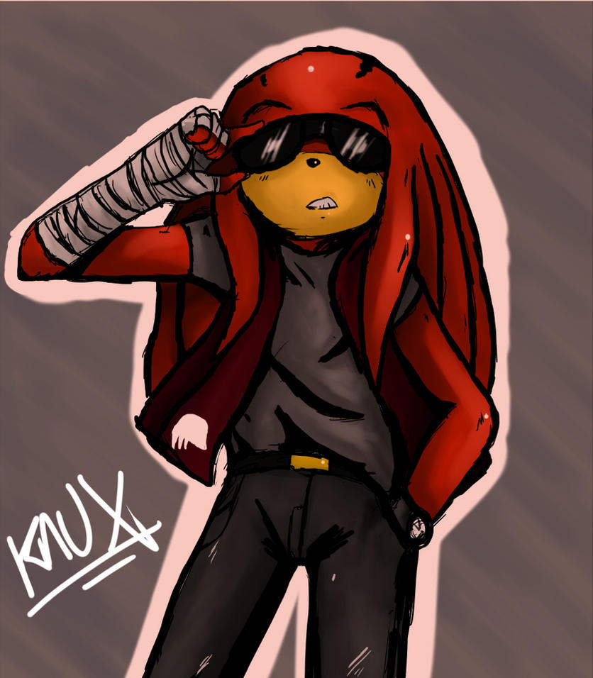 Knuckles gear by ss2sonic