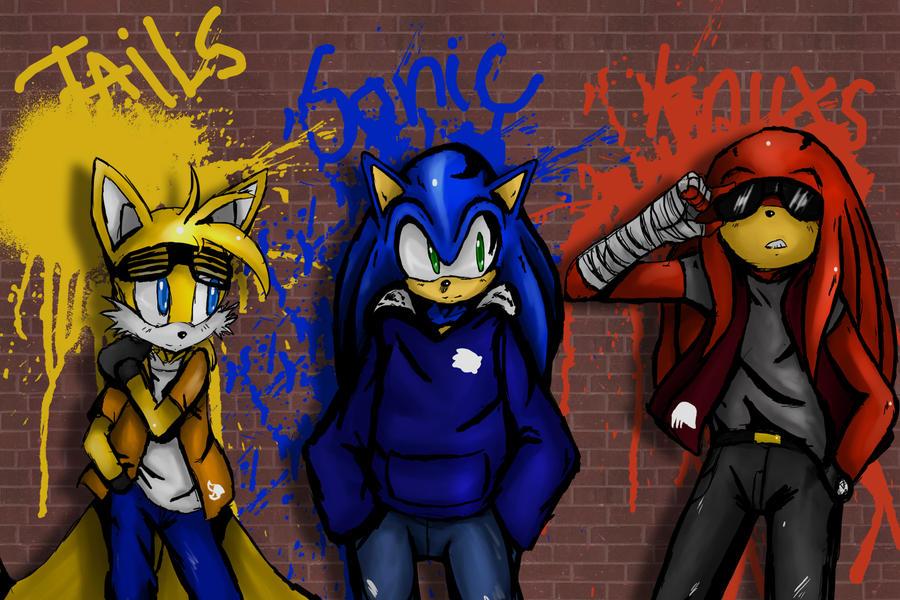 Da Heroes by ss2sonic