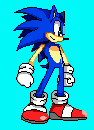 Sonic Sprite 2 by ss2sonic