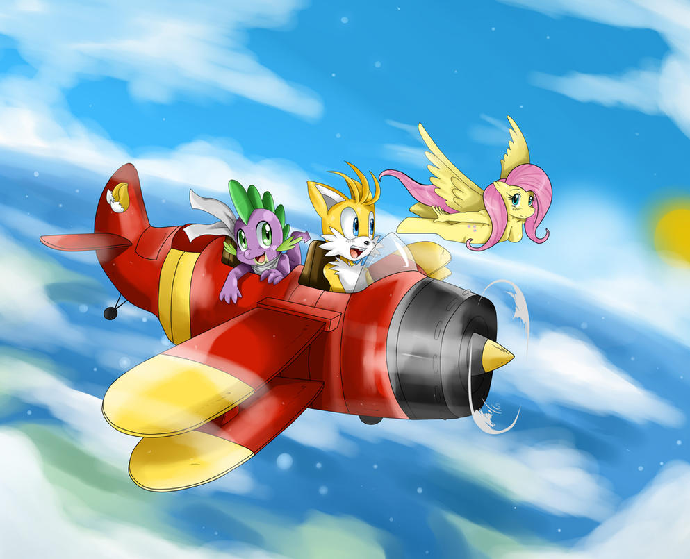 .:Flying High:. by ss2sonic
