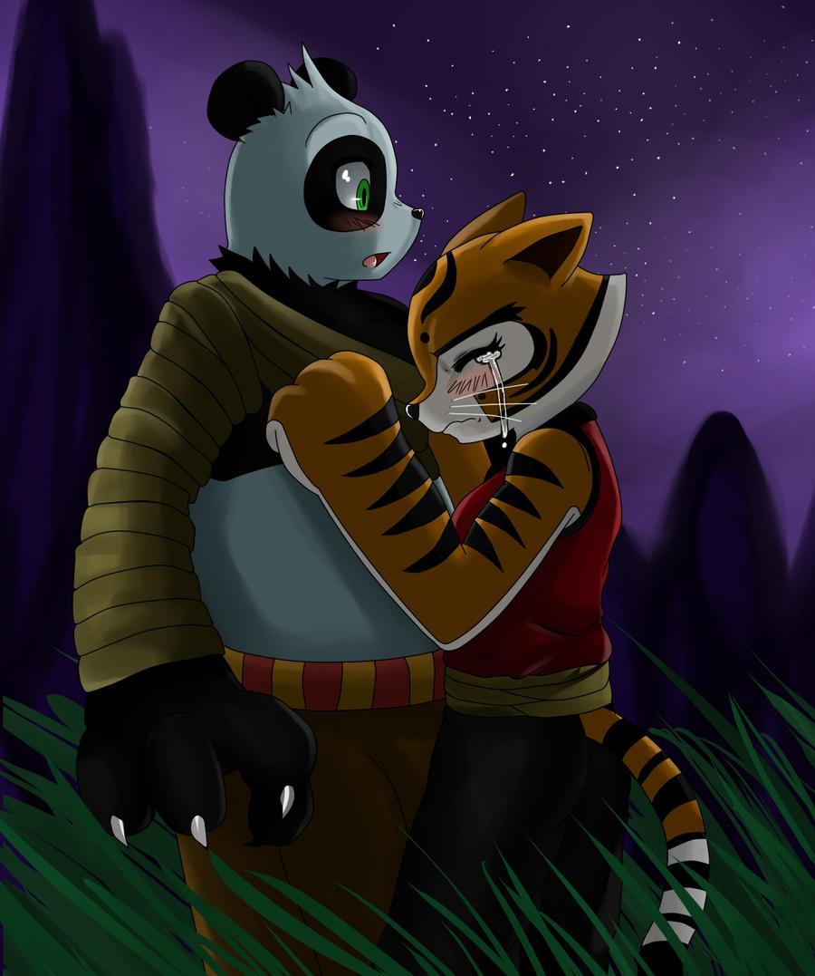 kung fu panda po and tigress relationship trust