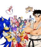 Sega VS Capcom
