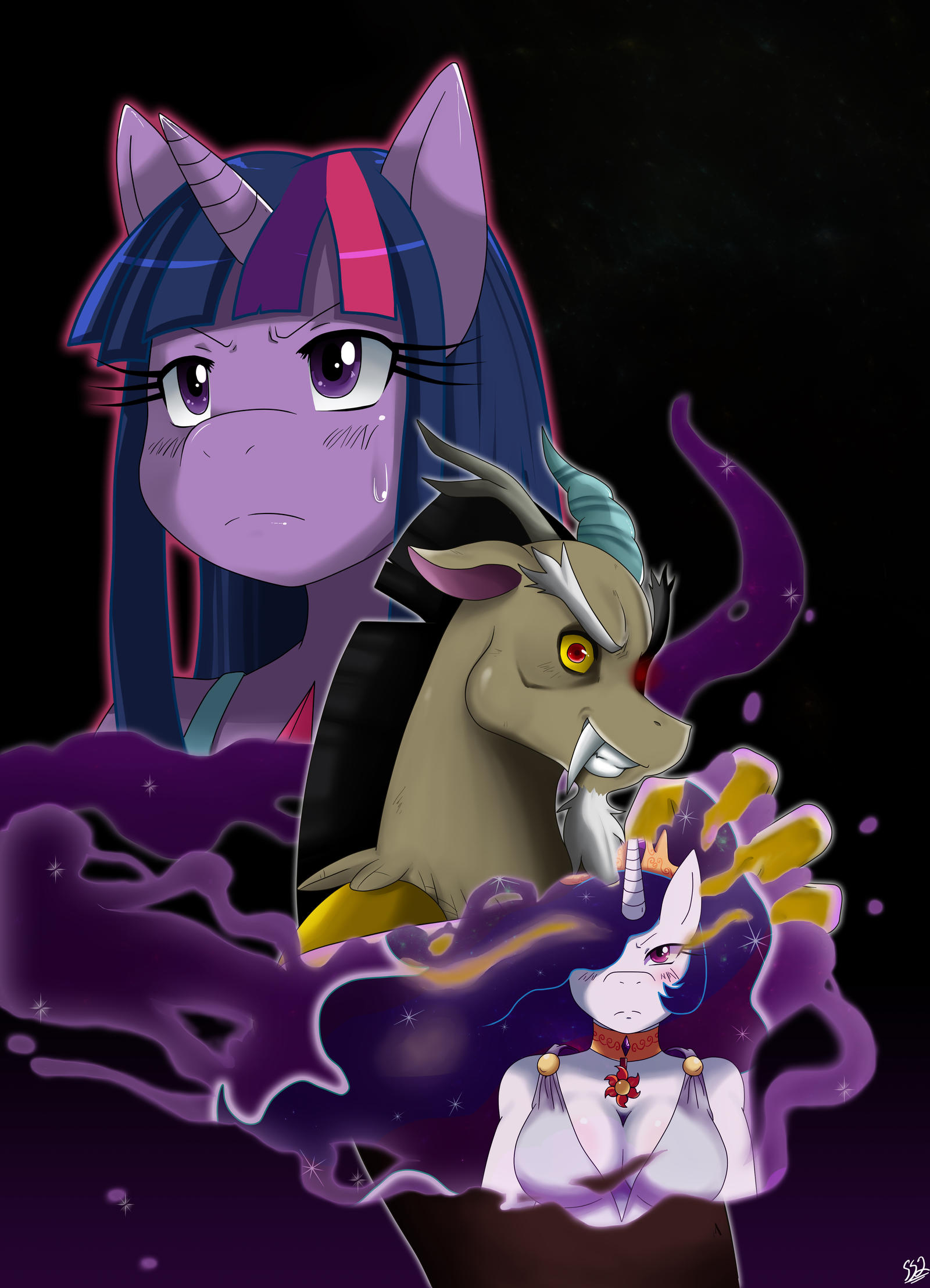 MLP: Poster 1... by ss2sonic