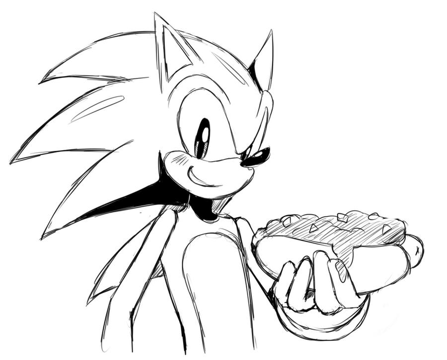 Chili dog by ss2sonic