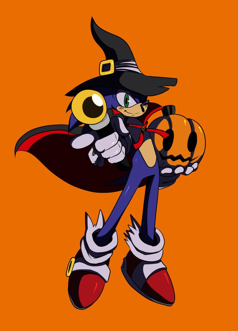 HAPPY HALLOWEEN 2012 .:Sonic:.