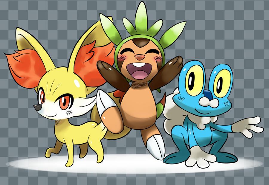 new pokemon by ss2sonic on deviantart