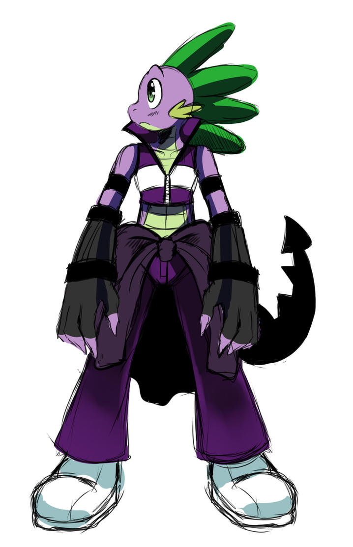 Spike. by ss2sonic