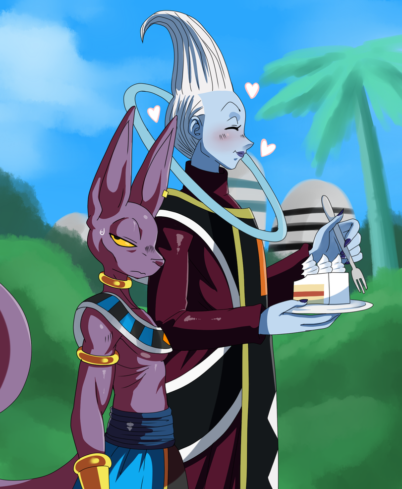 Bills And Whis By Ss2sonic On DeviantArt