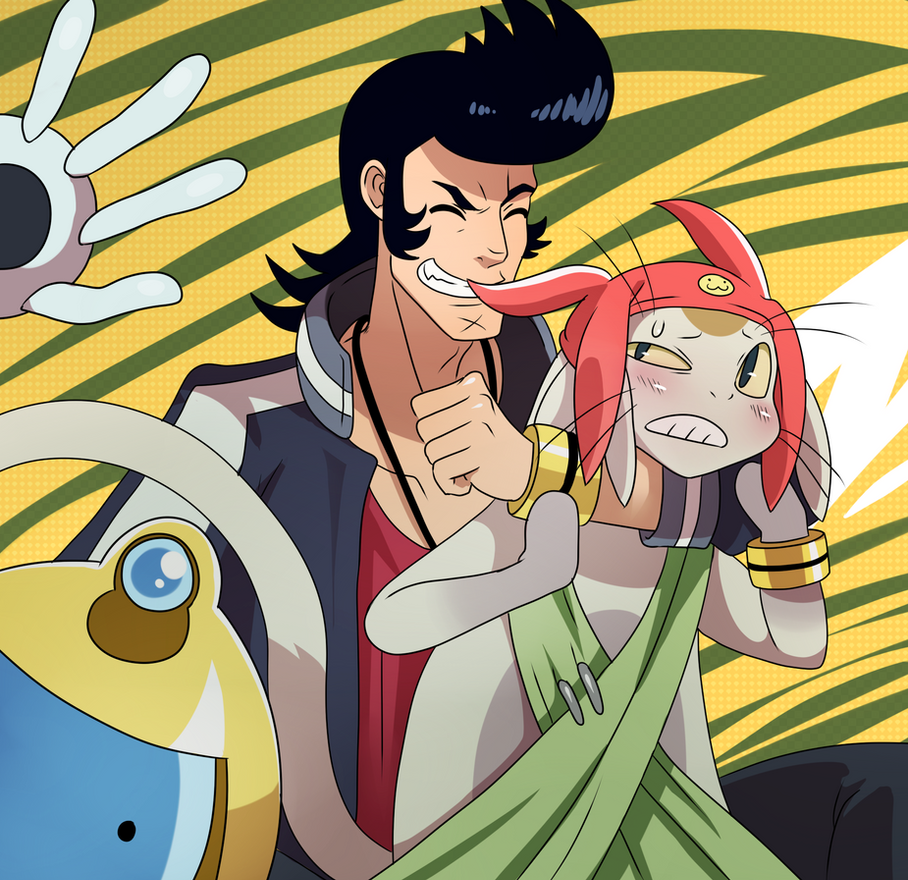 Space Dandy by ss2sonic on DeviantArt