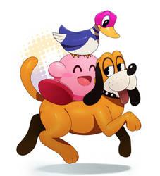 Duck Hunt Dog~