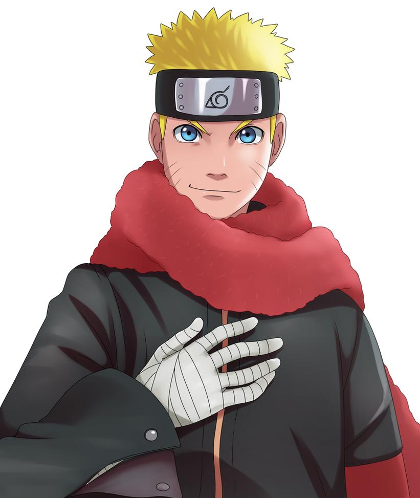 Uzumaki Naruto by ss2sonic