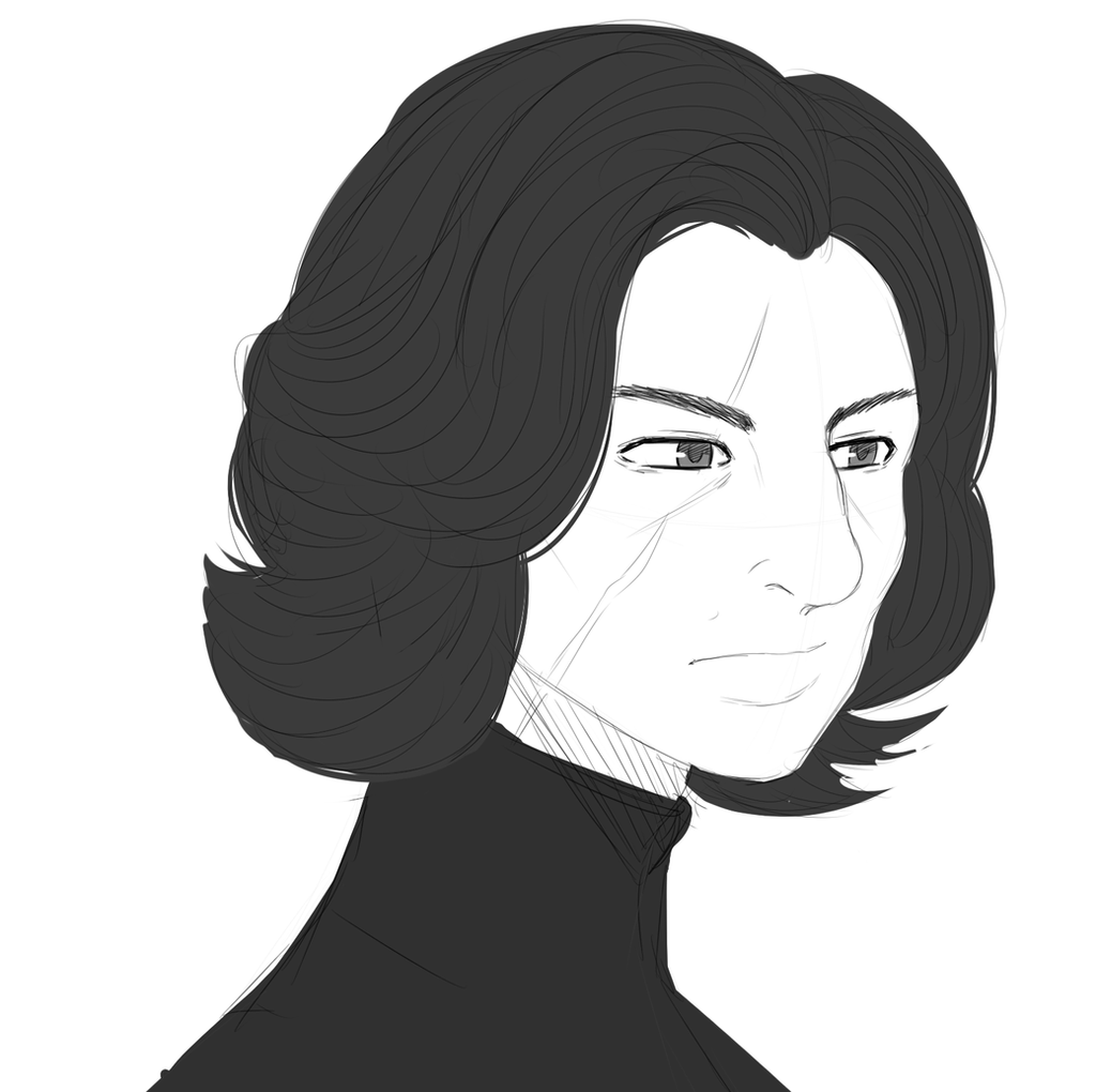 Kylo Ren by ss2sonic