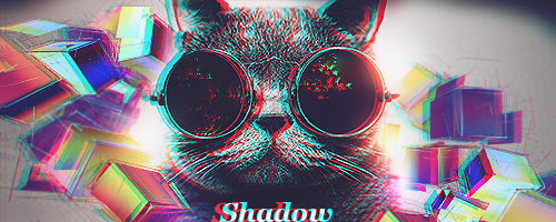 Shadow3D by aguilaz