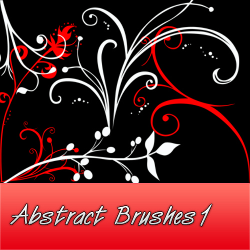 abstract brushes by reven94