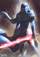 Kylo Ren-Star Wars by luffy2201