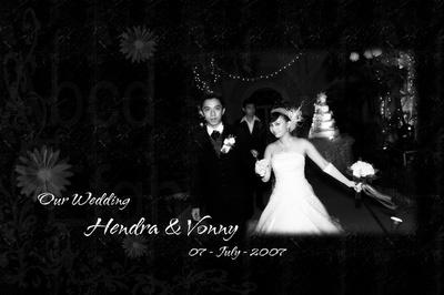 candid : hendra - vonny by eibbid