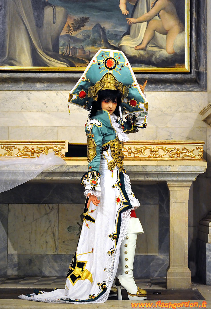 Empress Seth Nightroad 4 by Atra-in-wonderland