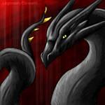 Oekaki: Black Dragon