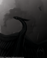 Into the storm by Legendary-Darkness