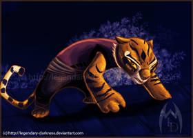 Tigress by Legendary-Darkness