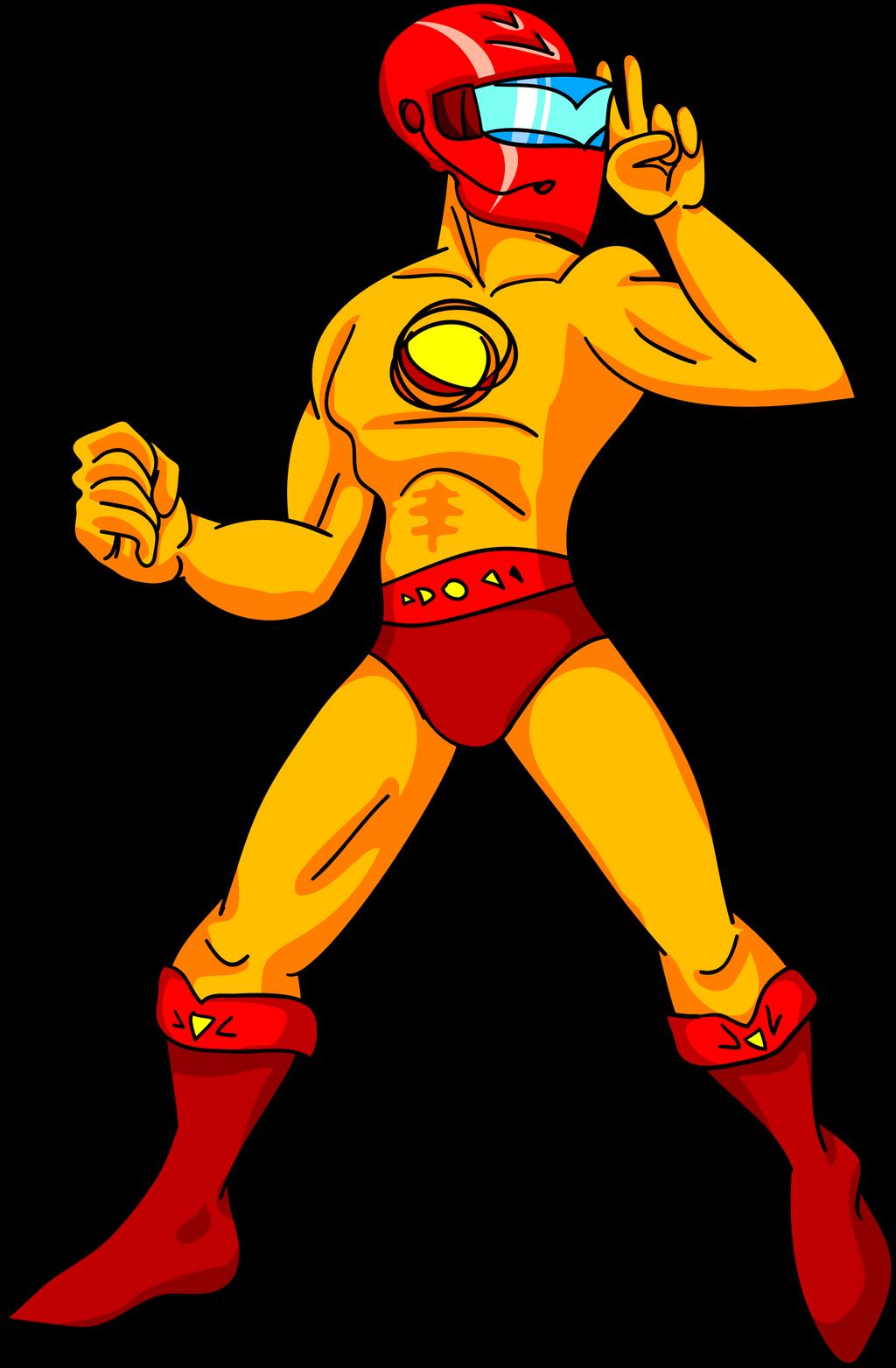 Character Design Hero : Game character design superhero archetype by