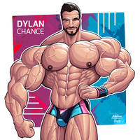 Healthy Bread: Dylan Chance by TheFabulousCroissant