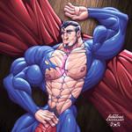 Famous Bread: Superman