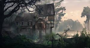 Deadlands by MvGorlei