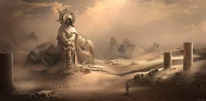 Shrine by MvGorlei